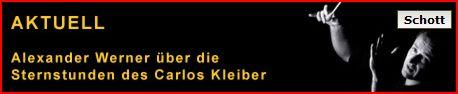Carlos Kleiber Schott